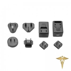 EM1005 Interchangeable Medical Plug