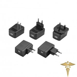 EM1005 Medical Fixed AC Plug