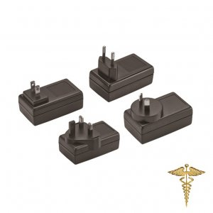EM1024 Medical Fixed AC PlugAC Plug